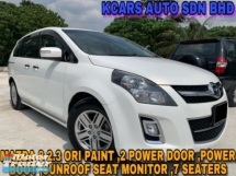 2011 MAZDA 8 2.3 ORI PAINT FREE 1 YRS WARRANTY