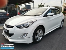 2012 INOKOM Elantra 1.6 (A) HIGH SPEC GLS - Bodykit & Leather Seat