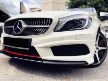 2014 MERCEDES-BENZ A250 Sport  2.0 Full Servive Record Local Low Mileage