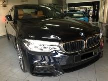 2018 BMW 5 SERIES 530I 2.0 M-SPORT 11K KM Under Warranty