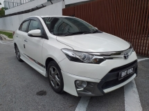 2016 TOYOTA VIOS 1.5 TRD SPORTIVO  LIKE NEW TIPTOP FULL LOAN OTR