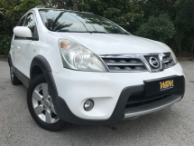2014 NISSAN LIVINA X-GEAR 1.6 (A) TEACHER OWNER LOW MILAGE LIKE NEW