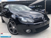 2011 VOLKSWAGEN GOLF 1.4 TSI (A) 1 OWNER FACELIFT WELLMAINTAIN