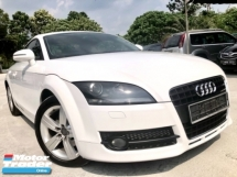 2007 AUDI TT 2.0 TFSI (A) COUPE 1 OWNER DIRECTOR