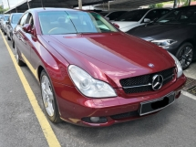 2005 MERCEDES-BENZ CLS-CLASS CLS350 TRUE YEAR MADE 2005 NO SST HIGH SPEC SUNROOF POWER BOOT 2010