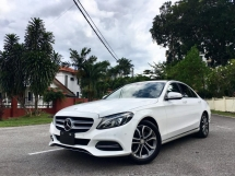 2014 MERCEDES-BENZ C-CLASS C180 KOMPRESSOR AVANTGARDE