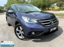 2015 HONDA CR-V  2.4 4WD (A) NEW MODEL PUSH START PADDLESHIFT
