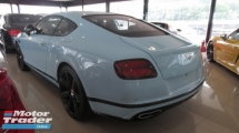 2017 BENTLEY CONTINENTAL GT 4.0 S V8 Coupe