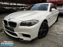 2010 BMW 5 SERIES 523I M5 BODYKIT