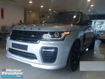 2017 LAND ROVER RANGE ROVER SPORT SVR 5.0 V8 ( DARE TO BE DIFFERENT ) ( SPECIAL URBAN EDITION )