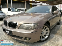 2003 BMW 7 SERIES 735IL LUXURY SPEC NICE NUMBER PLATE