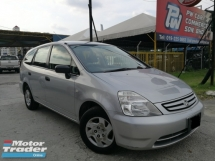 2003 HONDA STREAM COMFORT SELECTION MPV