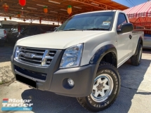 2010 ISUZU D-MAX 3.0L SINGLE CAB