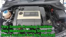 2008 AUDI TT 2.0 TFSI Coupe (CBU) Ori 67K Km Mileage Ori Condition No Any Modified Weekend Driving Cash Only Jualan Tunai No Loan