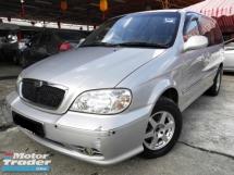 2009 NAZA RIA 2.5 NICE MPV CAR