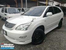 2003 TOYOTA HARRIER 300G PREMIUM L PACKAGE