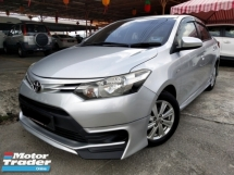 2014 TOYOTA VIOS 1.5J (AT) BODYKIT