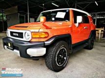 2014 TOYOTA FJ CRUISER 4.0 Superb Condition Unregistered Recond
