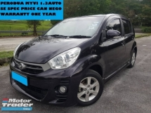 2014 PERODUA MYVI 1.3 SE WARRANTY ONE YEAR GOOD CONDITION CAR PRICE CAN NEGO