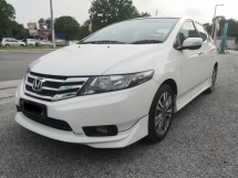2013 HONDA CITY 1.5 E FACELIFT (A)GENUINE FULL SERVICE RECORD