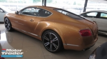 2013 BENTLEY CONTINENTAL GT 4.0 V8 Coupe Mulliner Driving Spec UK Spec Call For Best Offer