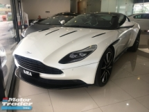2017 ASTON MARTIN DB11 5.2 LOW MILEAGE - WITH ONE YEAR WARRANTY - CALL FOR BEST OFFER -