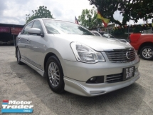 2009 NISSAN SYLPHY 2010 Nissan Sylphy 2.0 (A) With Full Impul Bodyk