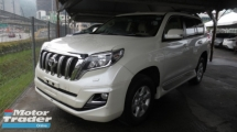 2015 TOYOTA LAND CRUISER PRADO 2.7 TX New Facelift 160HP Call For Best Offer