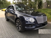 2017 BENTLEY BENTAYGA 6.0 SUV