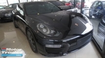 2015 PORSCHE PANAMERA 4.8 Turbo S ONE YEAR WARRANTY - TRUSTED DEALER !!! BRAND NEW WITH DELIVERY MILES