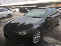 2016 BMW 7 SERIES 730LI (A) LIKE NEW