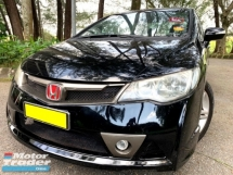 2006 HONDA CIVIC 2.0S I-VTEC (A) FD K20 RR 1 OWNER SALE