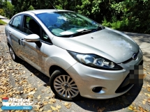 2012 FORD FIESTA 1.6L LX LOan Kredit Muka4990