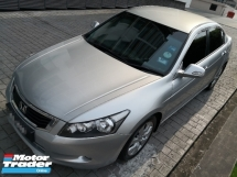 2008 HONDA ACCORD 2.4 VTI-L FACELIFT (A) FULL SPEC