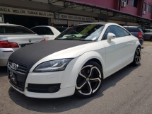 2007 AUDI TT 2.0 TFSI Led light