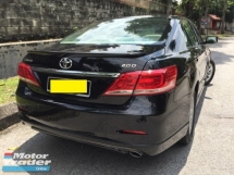 2010 TOYOTA CAMRY 2010 TOYOTA CAMRY 2.0G FACELIFT (A) 1 DOCTOR OWNER FULL SPEC