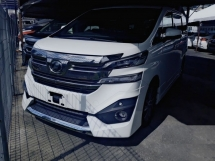 2015 TOYOTA VELLFIRE 3.5 Executive Lounge MPV