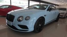 2012 BENTLEY CONTINENTAL GT V8 4.0