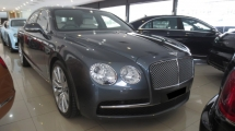 2013 BENTLEY FLYING SPUR V12 6.0