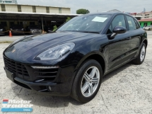 2017 PORSCHE MACAN 2.0 JP PB Unreg Sale Offer