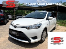 2014 TOYOTA VIOS 1.5 J Spec FULL(AUTO)2014 Only 1 LADY Owner, 47K Mileage, TIPTOP, DIRECT-Owner,ACCIDENT-Free with FULL TOYOTA SERVICE RECORD& BOOKLET