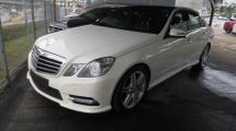 2012 MERCEDES-BENZ E-CLASS E250 AMG