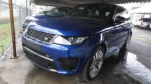 2017 LAND ROVER RANGE ROVER SPORT DYNAMIC HSE