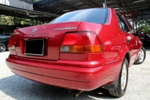1997 TOYOTA COROLLA SE LIMITED G