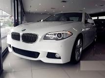 2011 BMW 5 SERIES 535i 3.0 TWIN TURBO