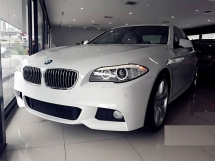 2011 BMW 5 SERIES 535i 3.0 TWIN TURBO