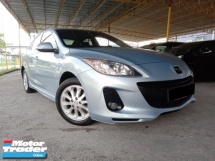 2013 MAZDA 3 1.6 (A) SEDAN GOOD CONDITION ACC FREE PROMOTION PRICE.