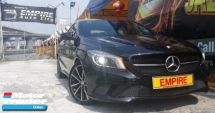 2015 MERCEDES-BENZ CLA 200 1.6 ( A ) SPORT 7G TURBO INTERCOOLER !! FULL SERVICE RECORD BY C&C BINTANG BHD !! UNDER WARRANTY !! PREMIUM FULL SPECS !! ( CXX 126 ) 1 CAREFUL OWNER !!
