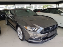 2016 FORD MUSTANG 5.0 GT COUPE FULL SPEC