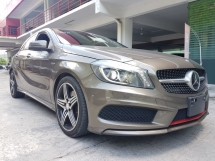 2014 MERCEDES-BENZ A250 AMG 4 MATIC 2.0L TURBO (UNREG) 2014